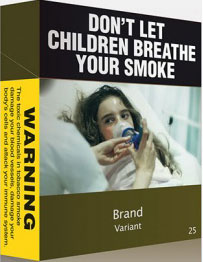 Пусть дети не дышат вашим дымом
