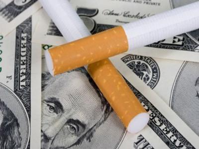 Сигареты и деньги